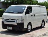 รถมือสองราคาถูก  Toyota Hiace 3.0 ตัวเตี้ย ( ปี 2016 ) D4D Van MT