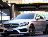 Mercedes-Benz C250 Coupe AMG Dynamic ปี2017