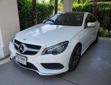 2015 Mercedes-Benz E200 Sport รถเก๋ง 2 ประตู