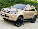 Toyota Fortuner 3.0 4*4 ปี2005