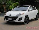 2012 Mazda 3 1.6 Spirit Sports รถเก๋ง 5 ประตู รถสวยไมล์น้อย 85,000 km