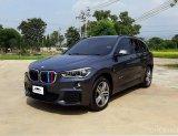 2017 BMW X1 1.8D ดีเซล 2.0 M SPORT  Bsi ยังเหลือถึง 2022