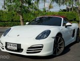 2012 Porsche BOXSTER 2.7 PDK รถเก๋ง 2 ประตู