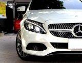 Mercedes-Benz C350e AMG Dynamic ตัวท๊อปสุด มือเดียว ปี17