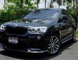 BMW X4  X Drive 20i  M Sport ตัวรถปี 2018