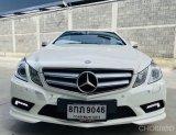 2011 BENZ E250 COUPE โฉม W207