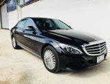 Benz C180 Exclusive รถศูนย์ ปี2014