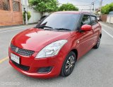 2012 Suzuki Swift 1.2 GA รถเก๋ง 5 ประตู เครื่องยนต์สมบูรณ์พร้อมใช้งานค่ะ