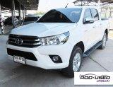 2016 Toyota  Revo D-cab 2.4 E Prerunner โทร 0990589950 ดาว