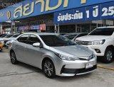 2017 toyota altis 1.6 g auto ไมล์แท้