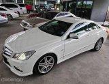 จองให้ทัน Benz E250 Coupe AMG ปี 2010 จด 11