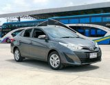 2017 Toyota Yaris Ativ 1.2 E รถเก๋ง 4 ประตู