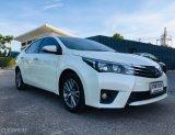 2014 Toyota Corolla Altis 1.8 G รถเก๋ง 4 ประตู