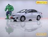 1L-165  Toyota Corolla Altis โฉมปี (08-13) 1.8 E เกียร์ AT สีเทา ปี 2012
