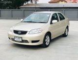 Toyota Vios 1.5 E AT ปี2004