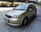 Toyota Vios 1.5 S AT ปี2005 LPG