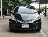 HONDA JAZZ GE 1.5 RS i-VTEC TOP ปี2010 สีดำ เกียร์ออโต้