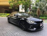 Bmw 420d 2.0 f32 m sport package AT 2017