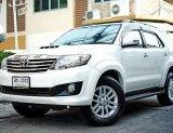 ขายรถ 2012 TOYOTA FORTUNER 3.0 V