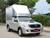 Toyota Hilux Vigo 2.5 CHAMP SINGLE ( ปี 2015 ) J STD Pickup MT