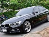 BMW F30 330e Plug-In Sport  Package ปี 2019 รถศูนย์ BMW เจ้าของเดียว BSI 6ปี