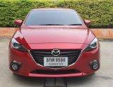 Mazda 3 2.0 S Sports ปี2014 สีแดง