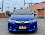 2014 Honda CITY 1.5 SV i-VTEC รถเก๋ง 4 ประตู