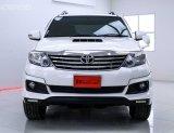 2014 Toyota Fortuner 2.7 V รถตู้/MPV