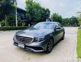 2018 Mercedes-Benz E350 2.0 e Exclusive รถเก๋ง 4 ประตู
