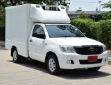 Toyota Hilux Vigo 2.7 CHAMP SINGLE ( ปี 2012 ) CNG Pickup MT