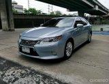 🔥 โคตรคุ้มราคานี้  รถมือเดียวสวยๆสีเดิม 🔰 Lexus ES300h 2.5Hybrid  ปี2014  🔰
