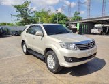 💯TOYOTA FORTUNER 2.7 V 2013 AT💯