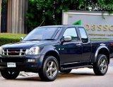 D-MAX LS 3.0 MT 4WD สีดำ ปี2004