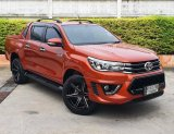 #Toyota Hilux Revo 2.4 TRD Sportivo AUTO ปี2016  4 ประตู  🔥ชุดแม็คยางใหม่กริป 🔥ชุดแต่ง TRD แท้รอบค