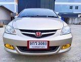 2008 Honda CITY 1.5 E-V VTEC รถเก๋ง 4 ประตู