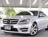 2012 Mercedes-Benz C 180 CGI