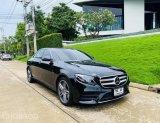 Benz E350e AMG Dynamic (W213) ปี2017