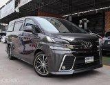 Toyota Vellfire ปี15
