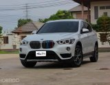 2018 BMW X1 1.8D ดีเซล 2.0 #XLine Twin Power Turbo