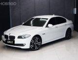 BMW520D Twin-Turbo 2013