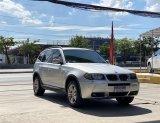 BMW X3 2.5I (E83) ปี 2010  วิ่งน้อยมาก สภาพหายาก