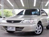 ปี 2000จด2001 Toyota soluna 1.5 gli สีน้ำตาล