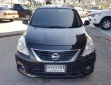 Nissan Almera 1.2 V-AT ปี 13 สีดำ