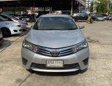 2014 Toyota Corolla Altis 1.6 G รถเก๋ง 4 ประตู