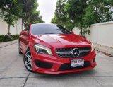 2016 Mercedes-Benz CLA250 AMG Sport รถเก๋ง 4 ประตู