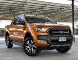 2016 Ford RANGER 2.2 WildTrak 4WD รถกระบะ