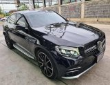 Mercedes Benz GLC 43 coupe AMG ปี 2018