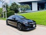 2019 Mercedes-Benz C43 AMG รถเก๋ง 4 ประตู