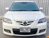 2010 Mazda 3 1.6 V รถเก๋ง 4 ประตู