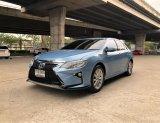 2012 Toyota CAMRY 2.5 Hybrid รถจัดพร้อมใช้ เจ้าของดูแลอย่างดี